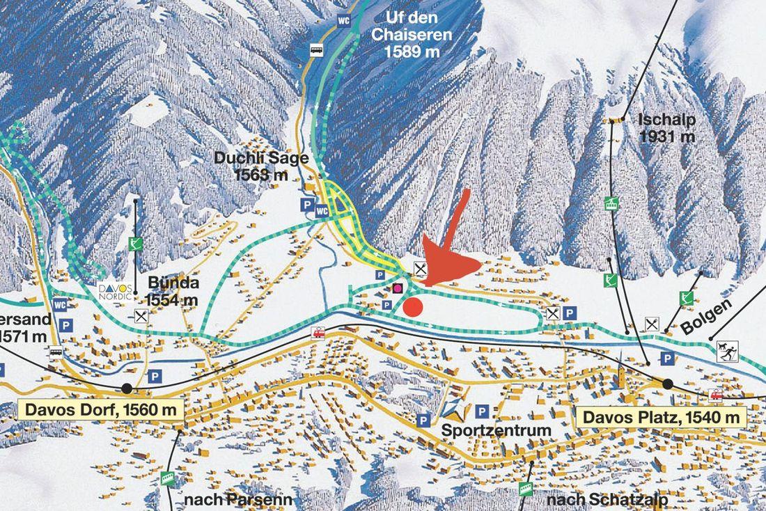 Davos Nordic Park Davos Nordic